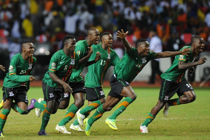 AFCON 2012: Zambia bag their only Africa Cup title - Sports Leo