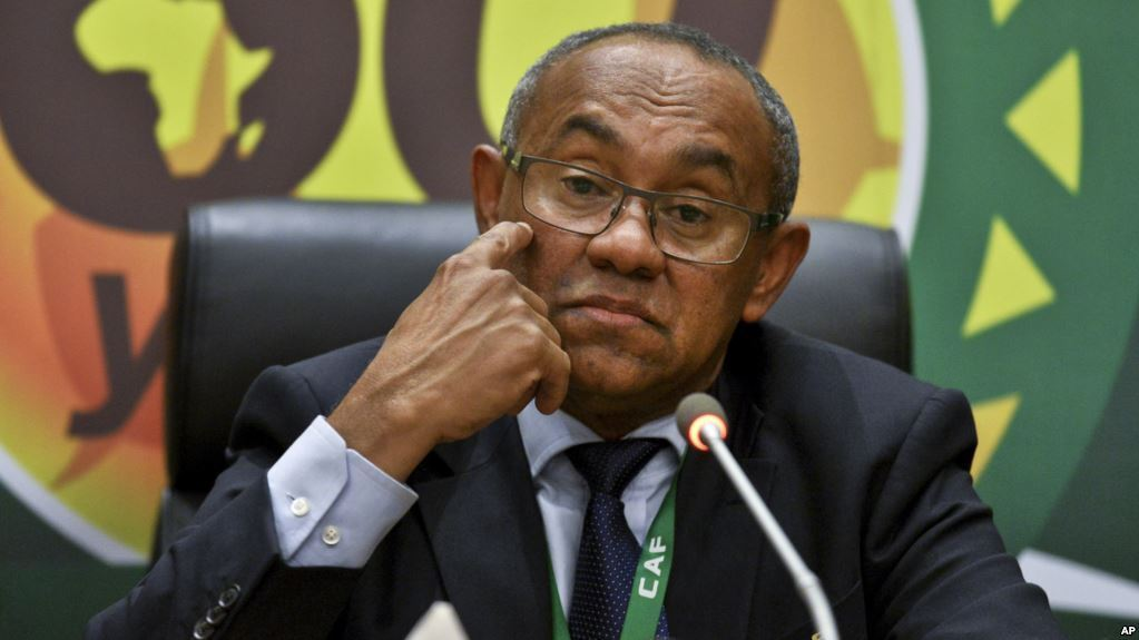 CAF president urges African footballing leaders to plan ahead - Sports Leo