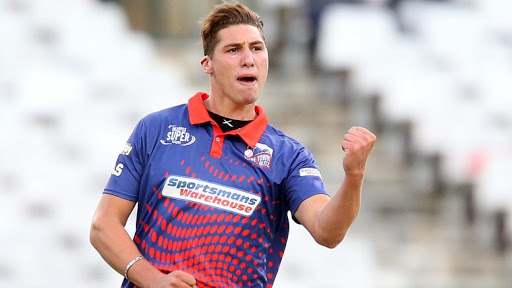 Cape Cobras bowler Burger eager to cement place in team - Sports Leo