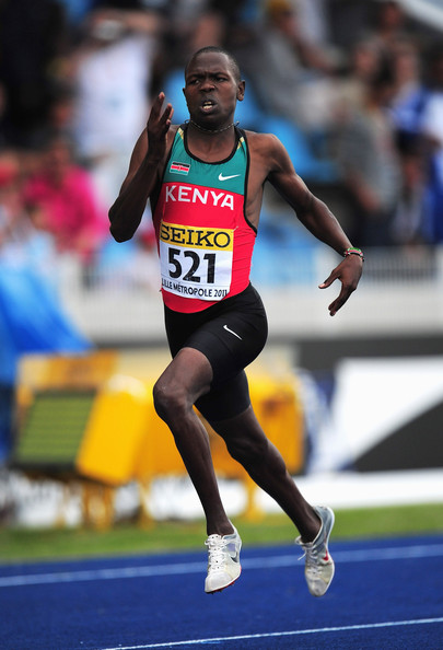 Kenyan runner Kishoyian writes off 2020 athletics season - Sports Leo