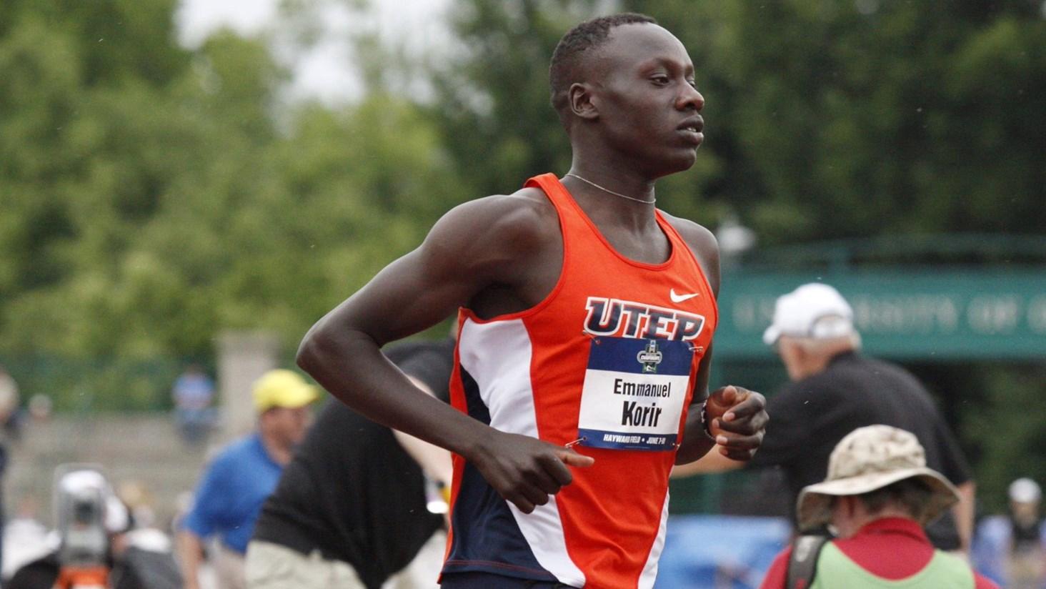 Kenyan runner Korir ready to scrap 2020 athletics season - Sports Leo