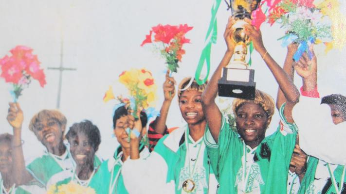 Nigeria Women's team remember 1998 all-conquering exploits - Sports Leo