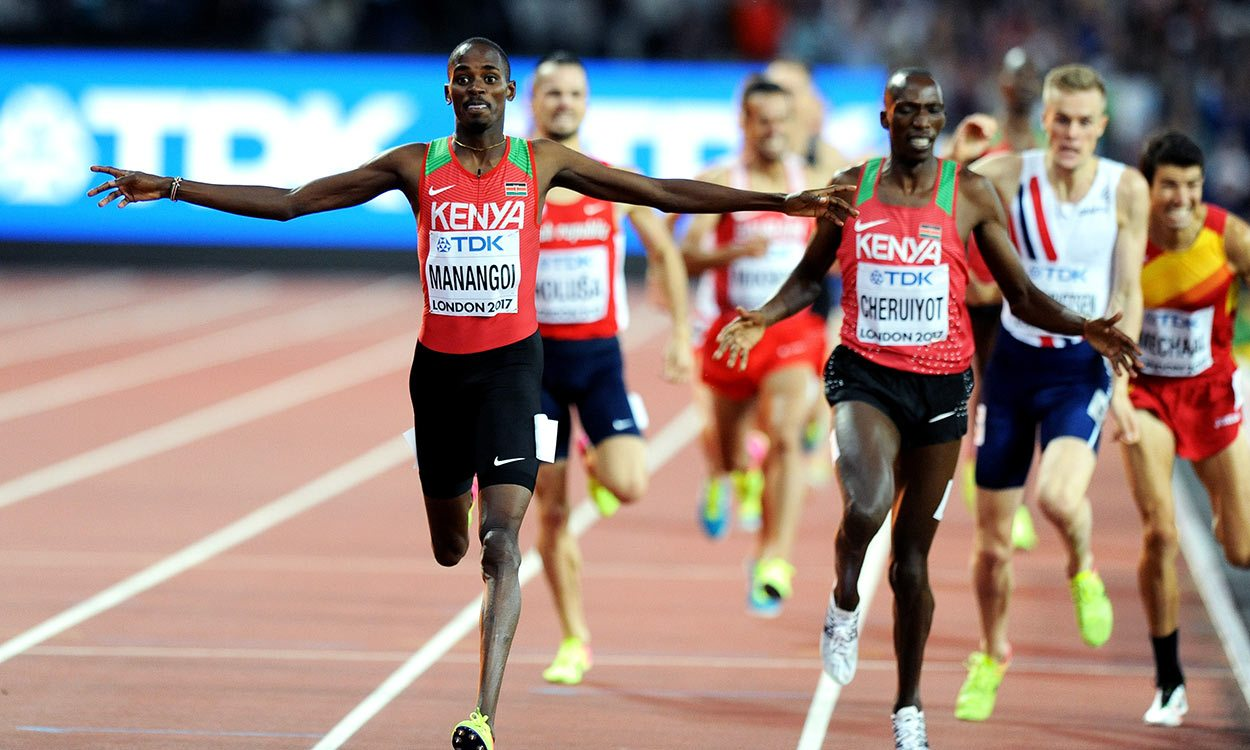 Olympic postponement a blessing for Kenyan Manangoi - Sports Leo
