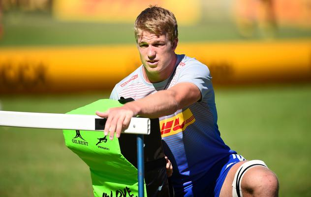 Pieter-Steph du Toit recovering on farm during lockdown - Sports Leo