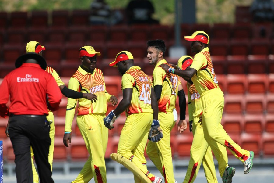 Ugandan cricketers using online training sessions to keep fit - Sports Leo