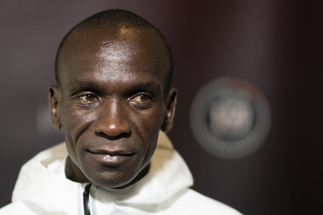 We have to stay home to stay healthy - Kenyan Kipchoge - Sports Leo
