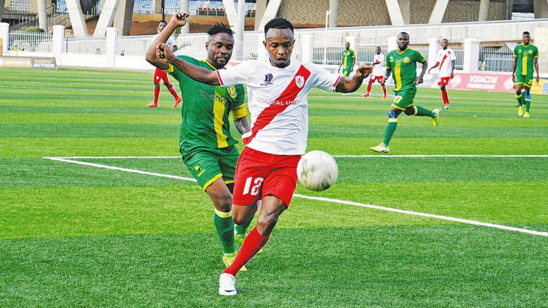 Yanga and Simbas target Tanzanian defender Mwamnyeto - Sports Leo