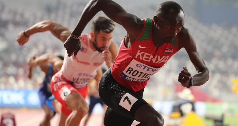 African athletes hit hard in the pocket during sporting postponements - Sports Leo