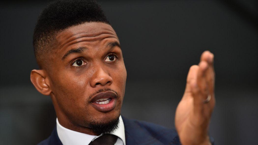 Cameroon legend Eto'o responds to Diouf 'best ever' claim - Sports Leo