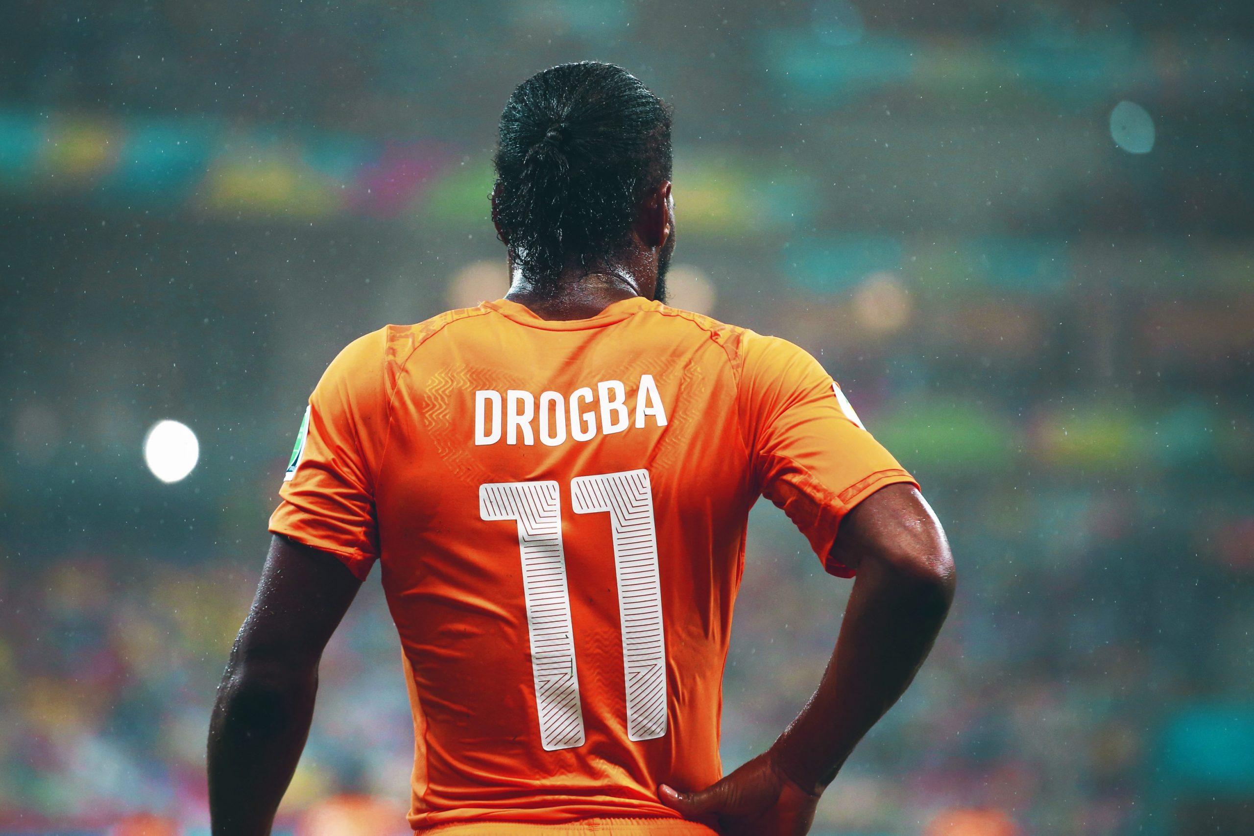 Didier Drogba voted best striker in Ligue 1 over last 20 years - Sports Leo