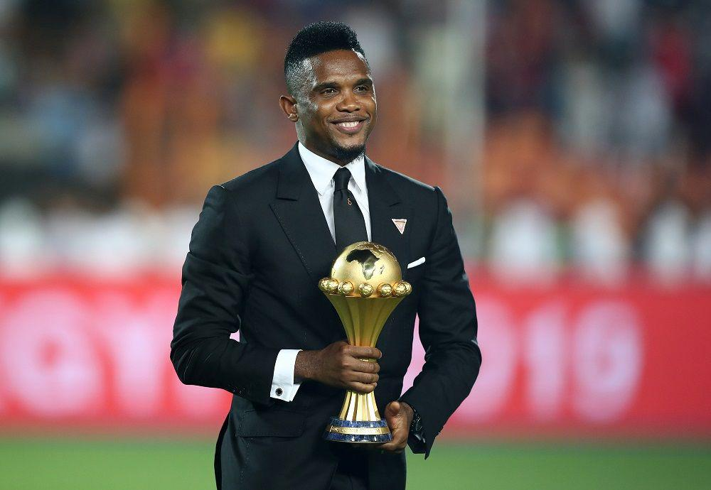 Eto'o confident Cameroon will host Africa Cup of Nations - Sports Leo