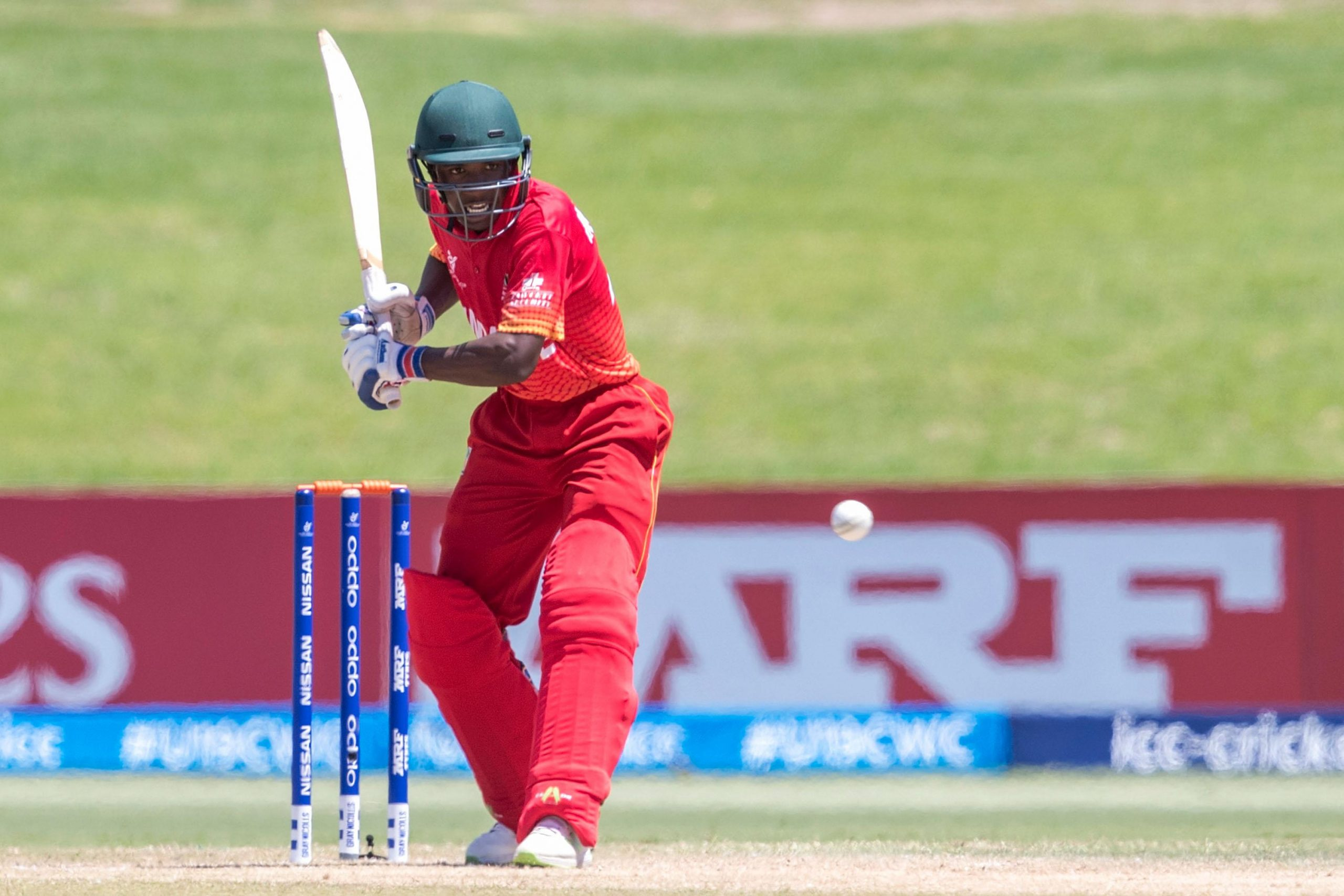 I want to win the World Cup for Zimbabwe - Madhevere - Sports Leo