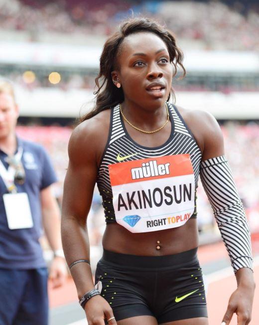 Nigerian-born sprinter Akinosun making the most of the break - Sports Leo