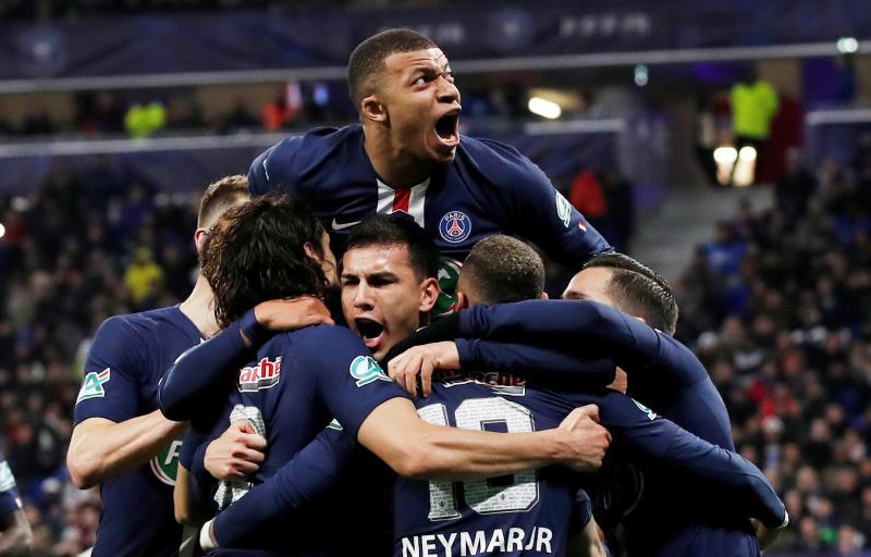 Paris Saint-Germain claim their seventh French Ligue 1 title - Sports Leo