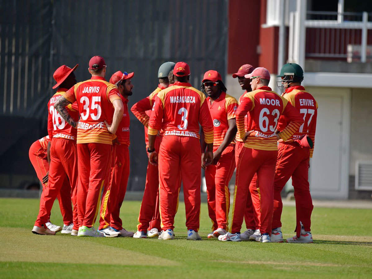 Zimbabwe Cricket provides support to children's home in Harare - Sports Leo