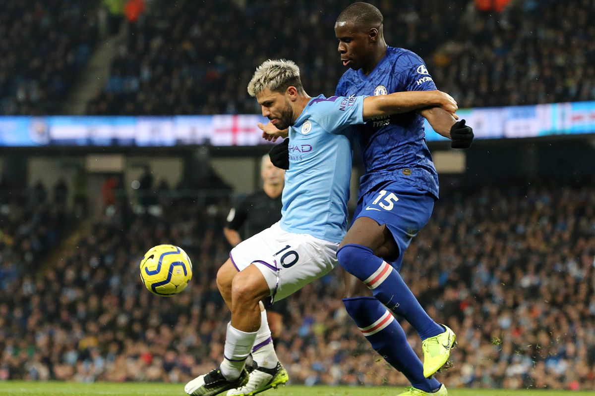 Chelsea v Manchester City - The Stats - Sports Leo