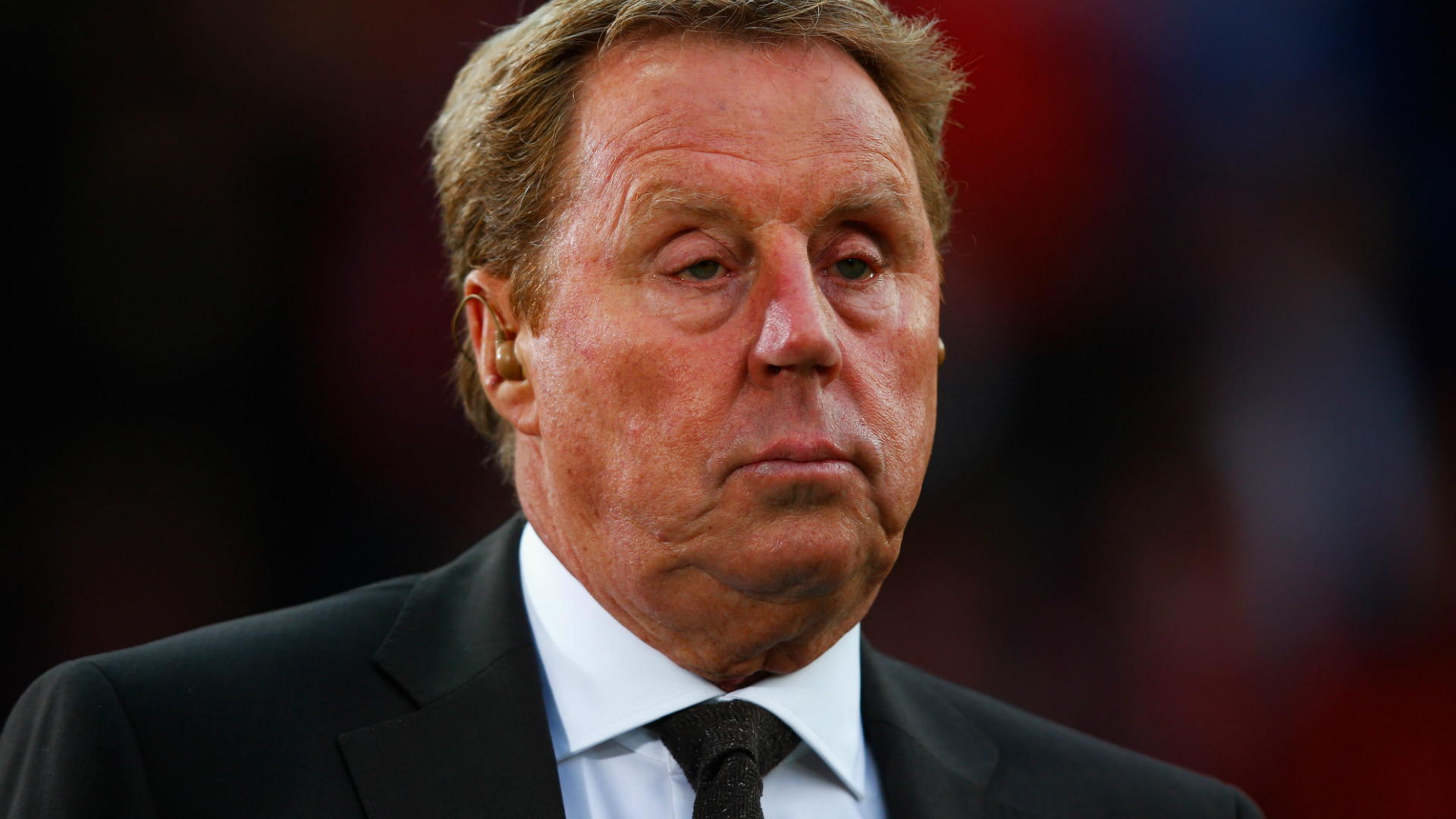 NFF squash rumours of hiring Harry Redknapp as head coach - Sports Leo