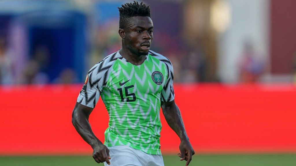 Nigerian winger Moses Simon signs for French club Nantes - Sports Leo
