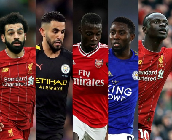 Ranking the top 10 Africans in the Premier League - Sports Leo