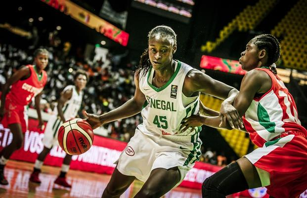 Senegal's Diagne - breaking boundaries in women's basketball