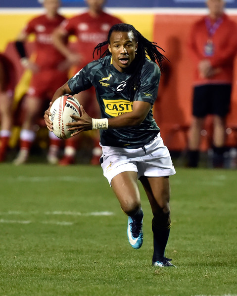Springbok Sevens player Cecil Afrika retires from rugby - Sports Leo