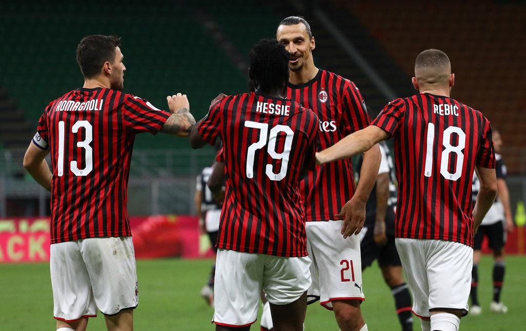 AC Milan stun Italian leaders Juventus with a 4 2 comeback - Sports Leo