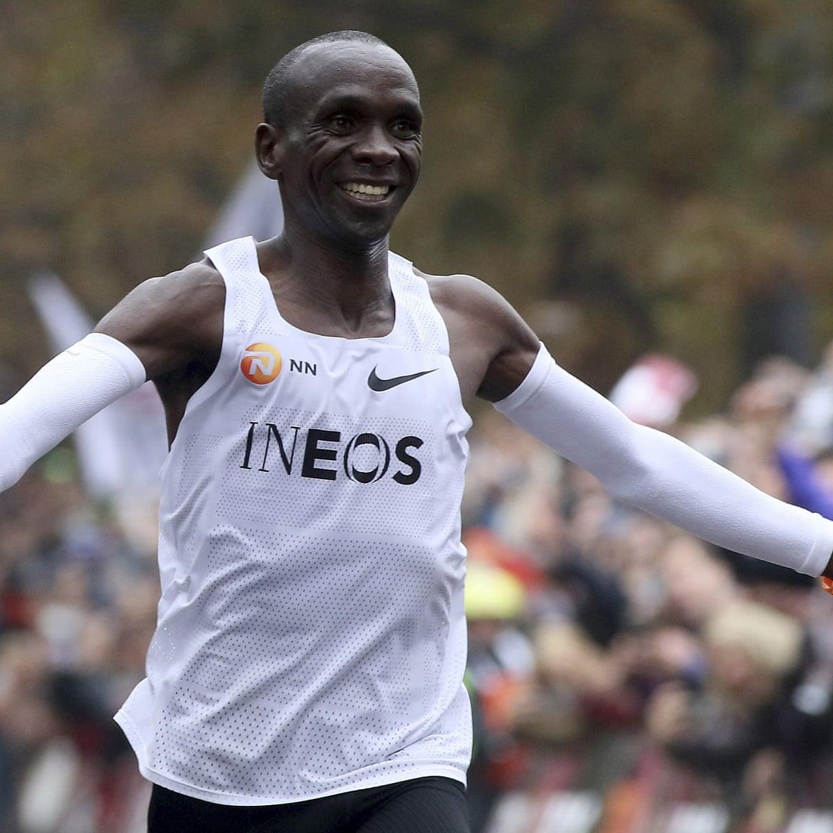 Kenyan Kipchoge: Greatest-ever men's marathon runner - Sports Leo