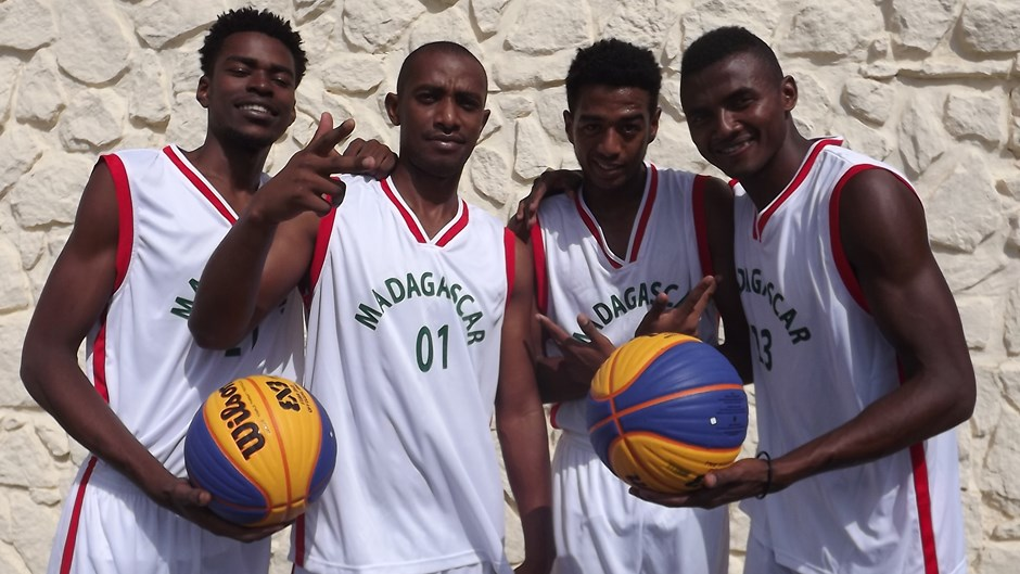Madagascar rising up through the African basketball ranks - Sports Leo