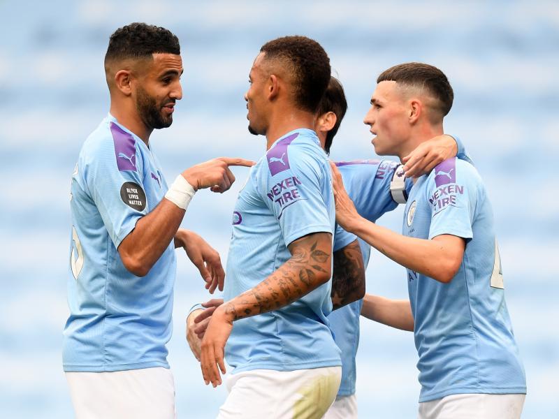Manchester City crush Newcastle United 5 0 - Sports Leo