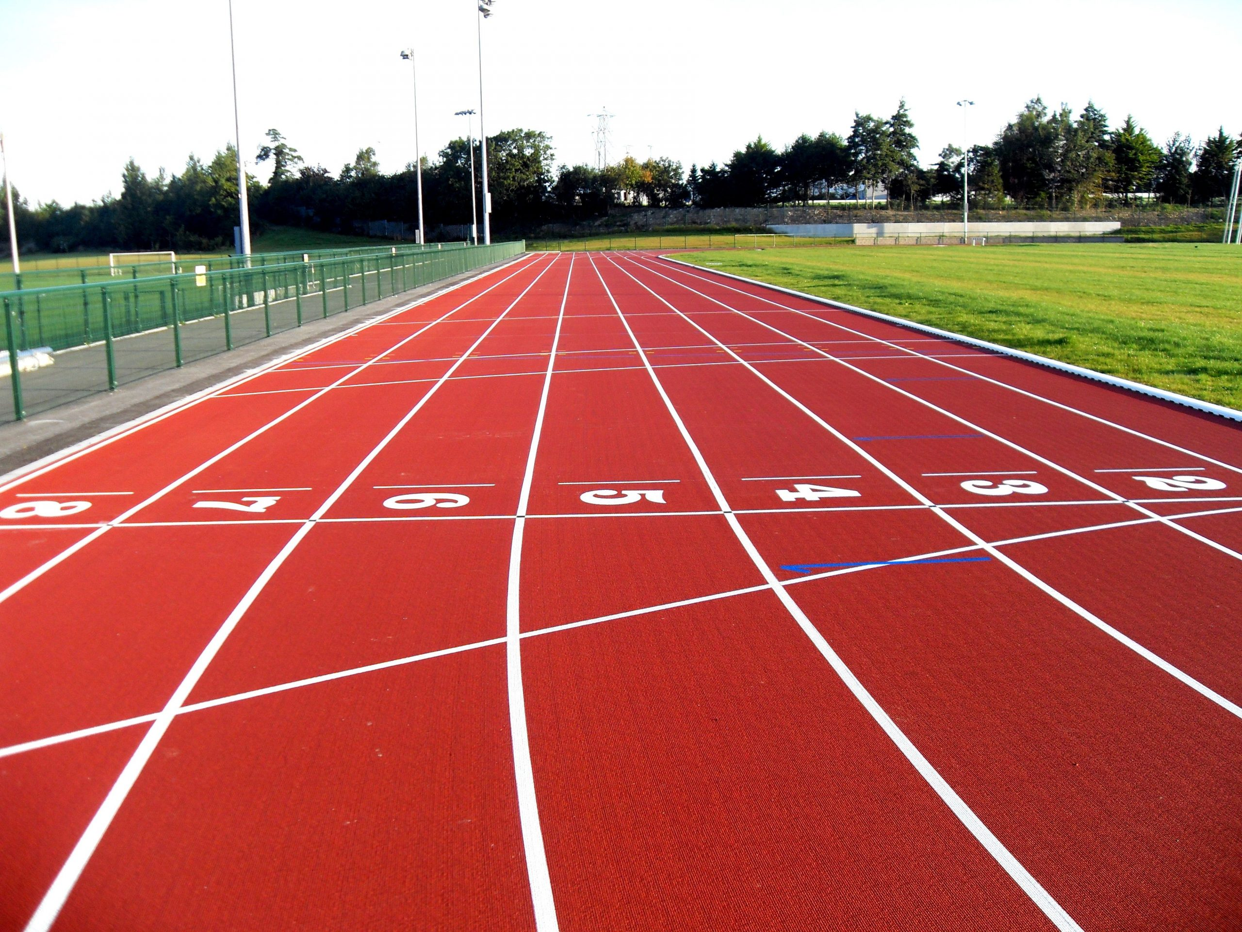 New $342,000 Kericho Green Stadium track in Kenya opened - Sports Leo