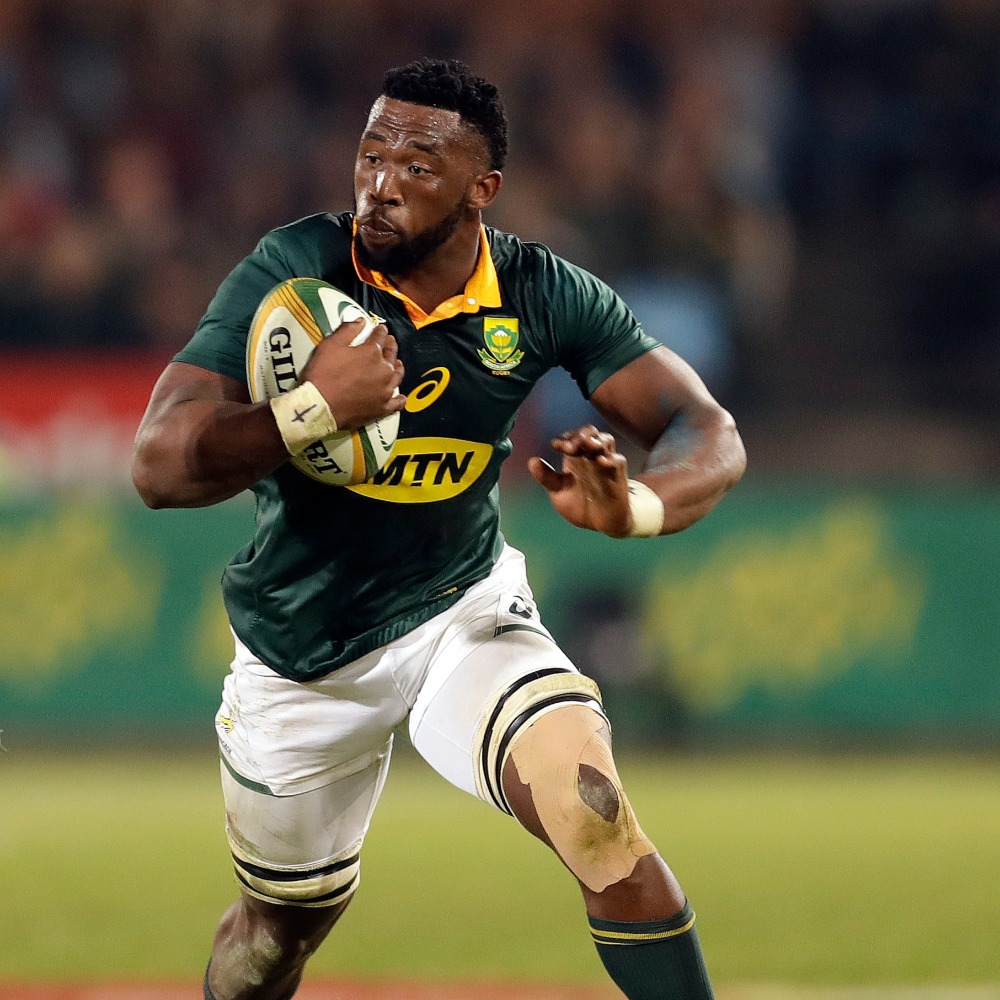 Siya Kolisi named Most Influential Person in rugby - Sports Leo