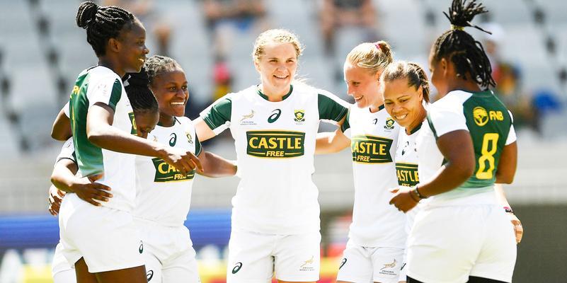 Springbok women sevens rugby team sets sight on next season - Sports Leo