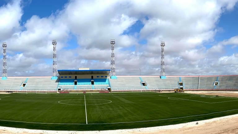 Stadium Mogadishu hosts first football match in 16 years - Sports Leo