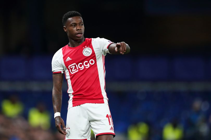 Arsenal eye £25million-rated Ajax star Quincy Promes - Sports Leo