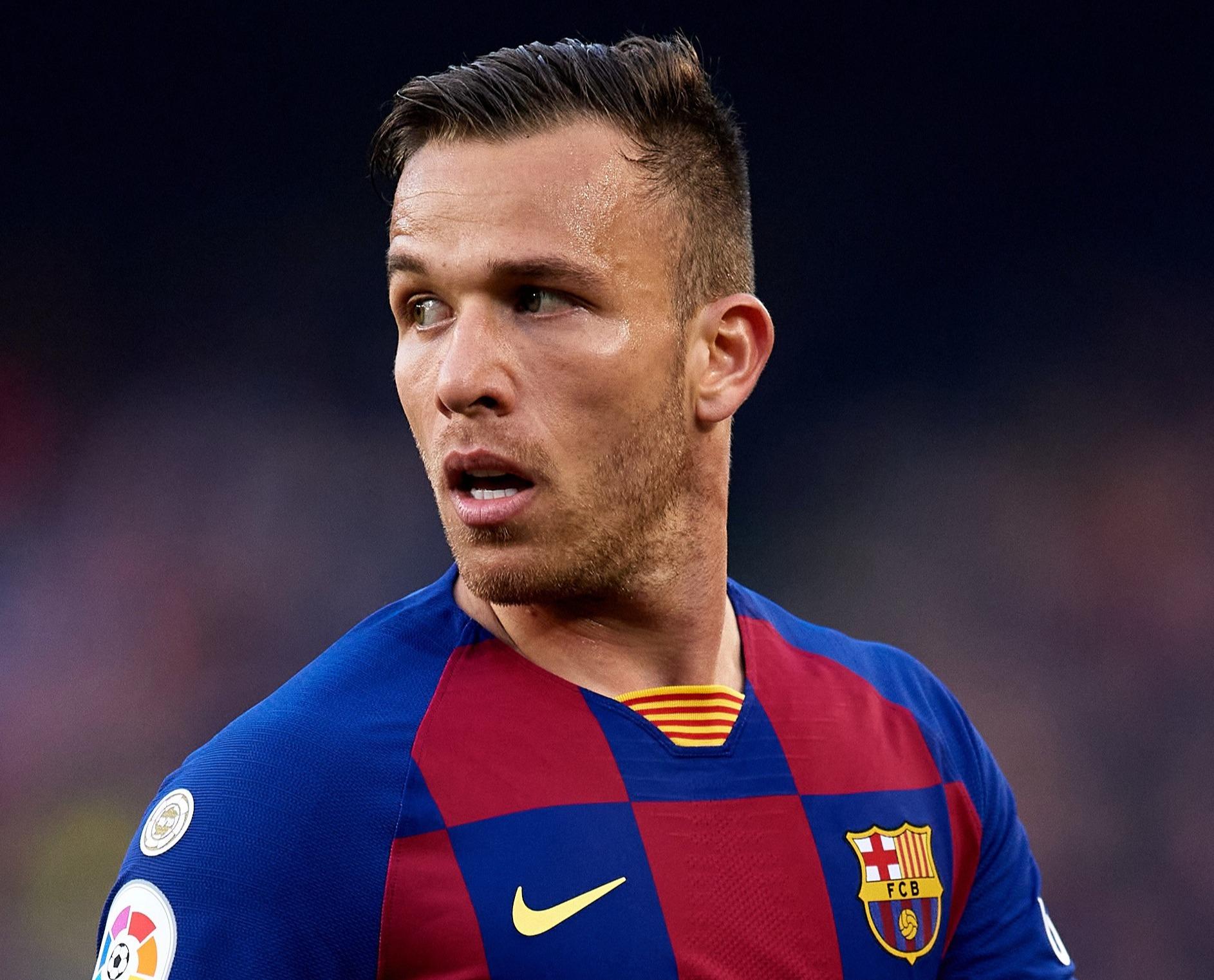 Barcelona to discipline Arthur ahead of Juventus move - Sports Leo