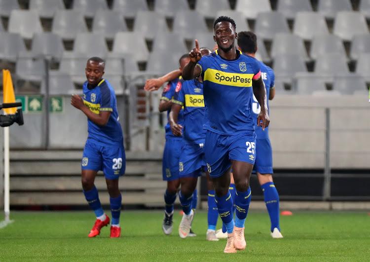 Cape Town edge Sundowns in SA Premiership clash - Sports Leo
