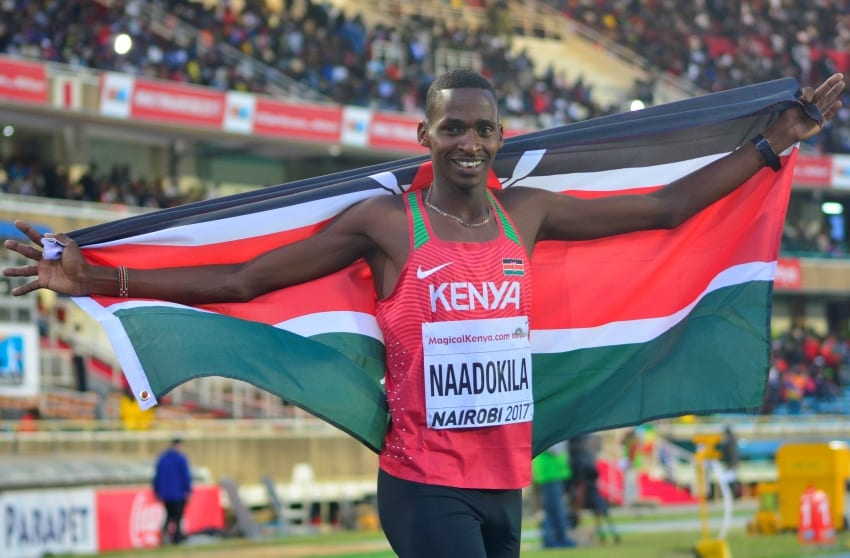 Kasarani to host World U-20 Championships in August 2021 - Sports Leo