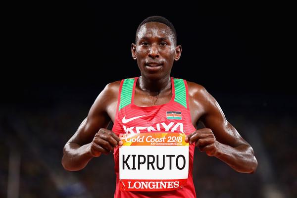 Kenyan Kipruto withdraws from Monaco Diamond League - Sports Leo