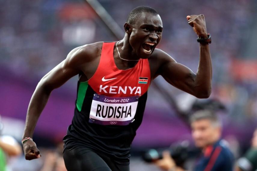 Kenyan Rudisha hunting third Olympic gold in Tokyo 2021 - Sports Leo
