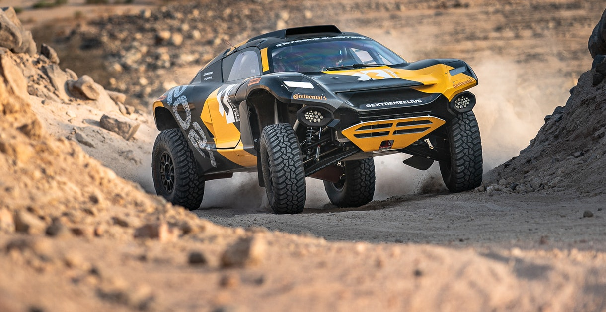 New off-road motor racing series to broadcast live across Africa - Sports Leo