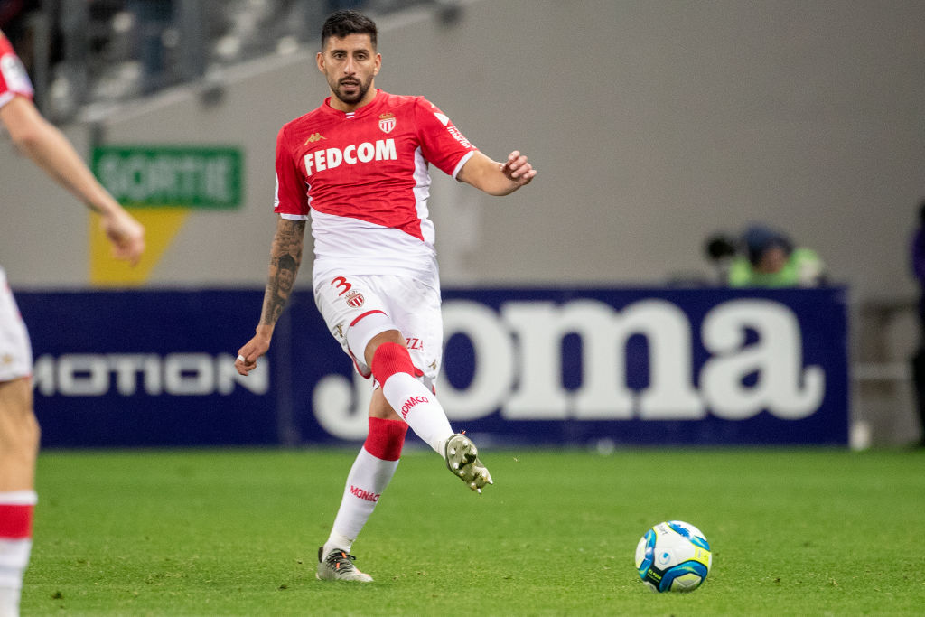 Newcastle to battle Spurs for AS Monaco defender Maripan - Sports Leo