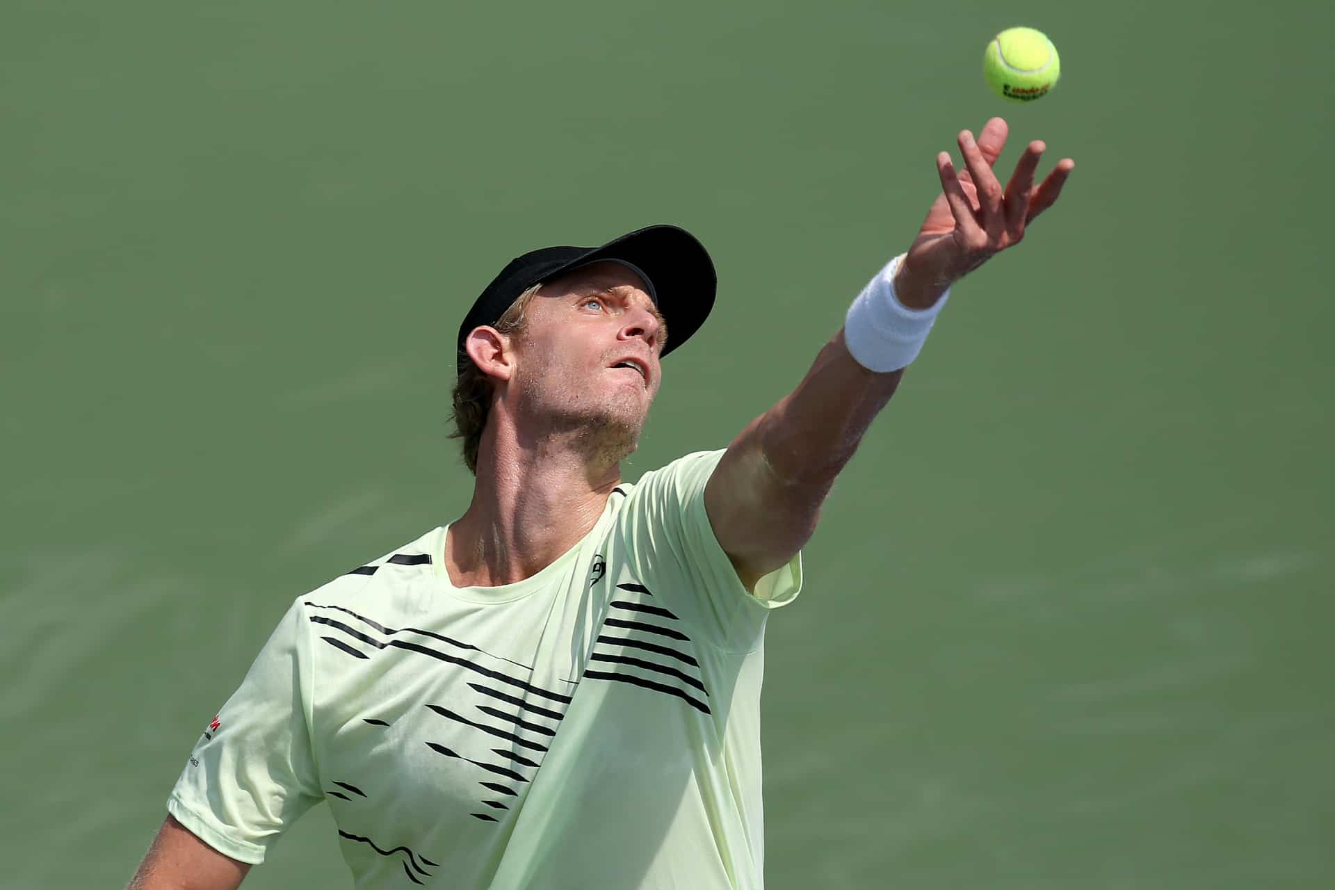 SA's Anderson crashes out of Western and Southern Open - Sports Leo