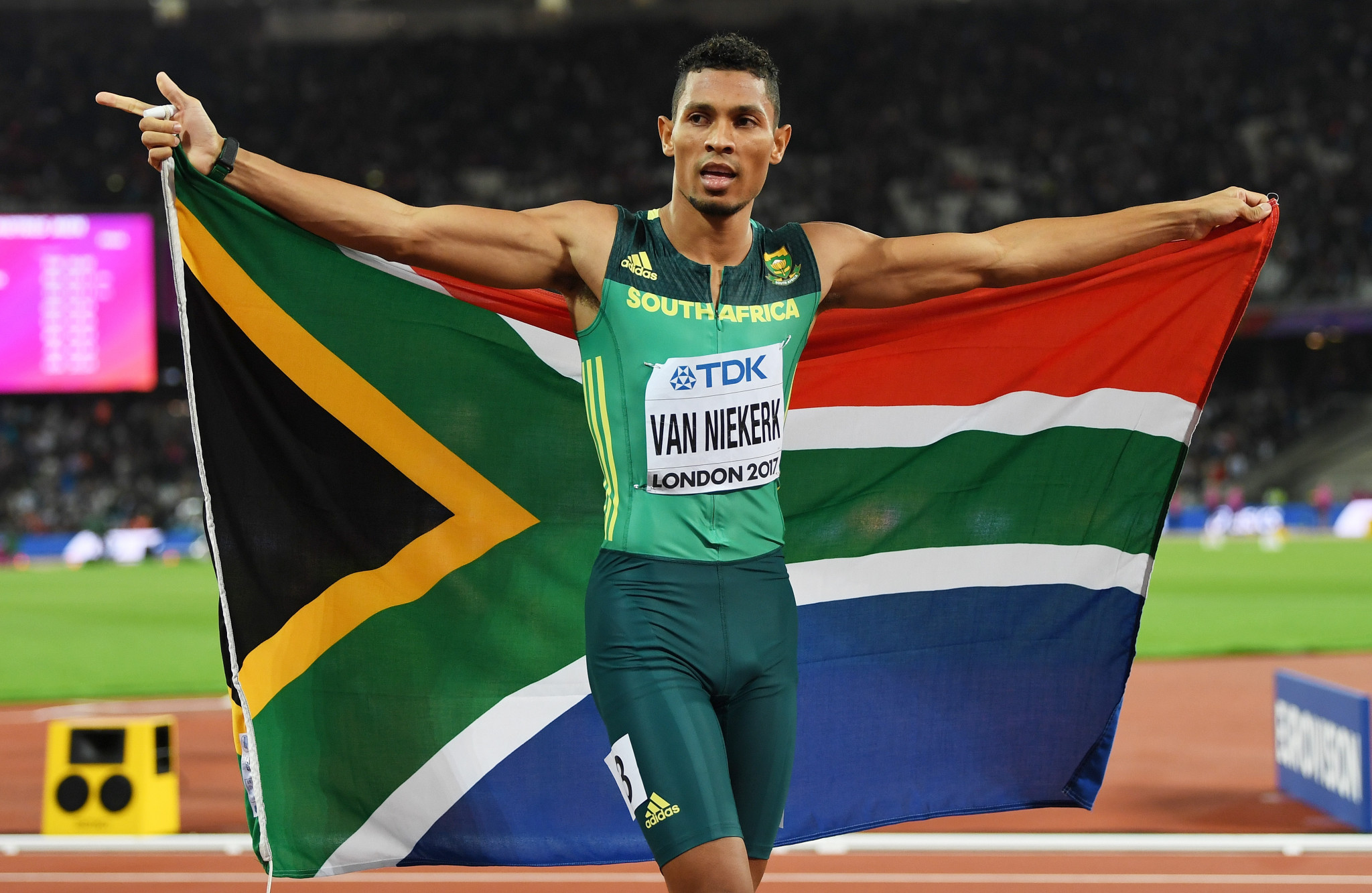 SA's Van Niekerk tests positive for COVID-19 in Italy - Sports Leo