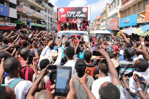 Simba SC crowned Tanzanian FA Cup champions - Sports Leo