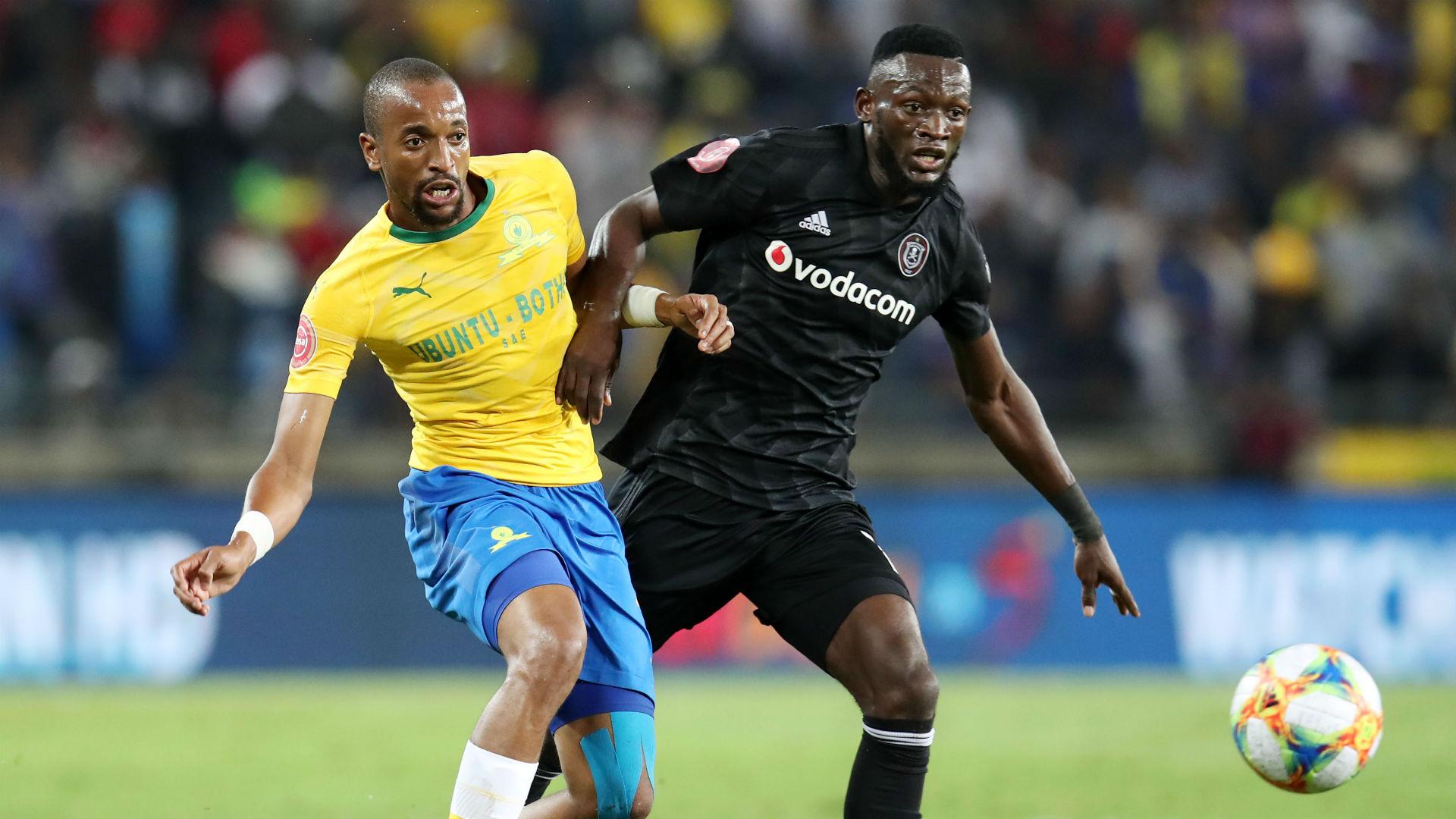 Sundowns and Pirates play goalless in SA Premiership restart - Sports Leo