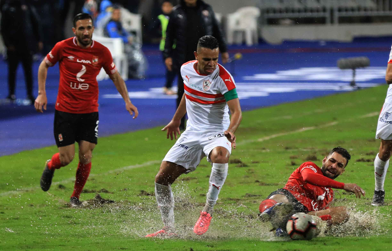 Zamalek claim Cairo derby bragging rights over Al Ahly - Sports Leo