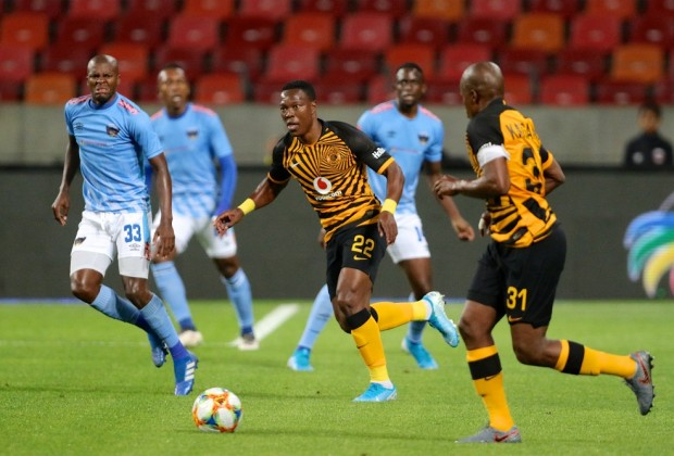 Chiefs take giant step towards title with win over Chippa - Sports Leo