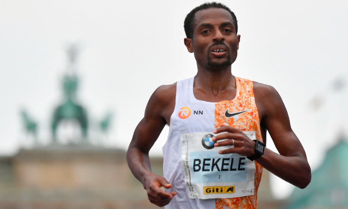 Ethiopian Bekele makes flight for London Marathon - Sports Leo