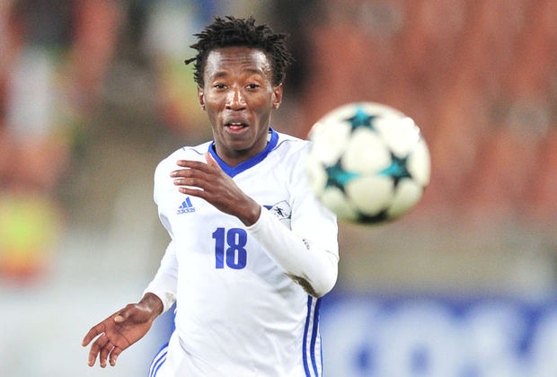 Lesotho's Khutlang cementing place in Black Leopards team - Sports Leo