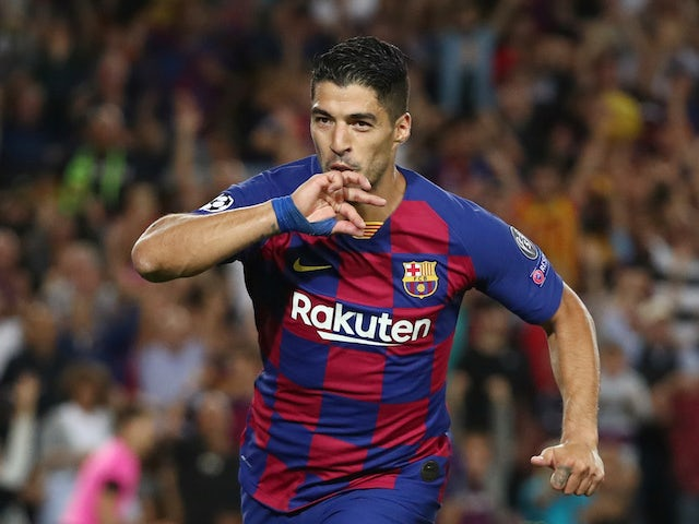 Luis Suarez 'agrees personal terms' with Juventus - Sports Leo